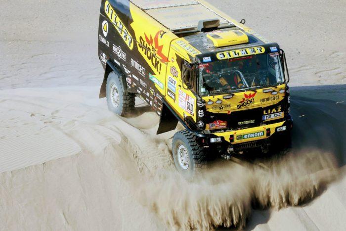 Bolivia ya respira el ambiente del Dakar
