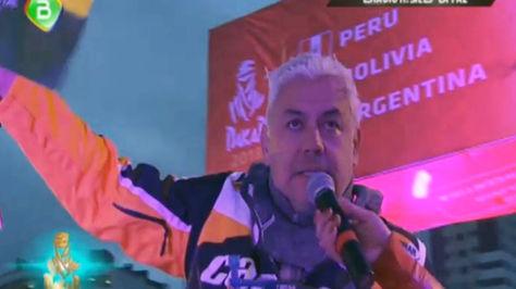 El piloto boliviano Leonardo Martínez pide a Evo que respete la Constitución y el 21-F