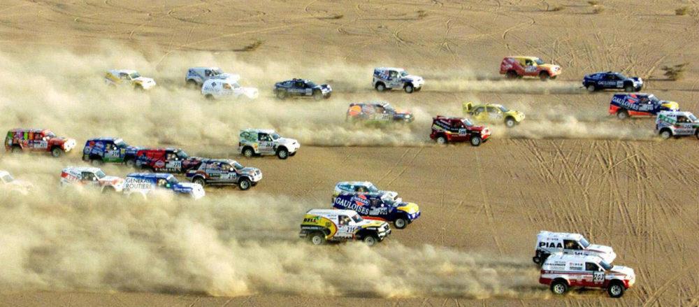 Así llegan los principales favoritos para ganar el Dakar 2019 en autos