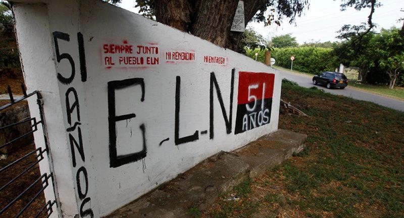 Colombia analiza futura sede de diálogos de paz con guerrilla del ELN