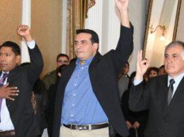 Italia, Venezuela y España Carlos Aparicio Sebastián Michel yRamiro Tapia asumieron esas embajadas
