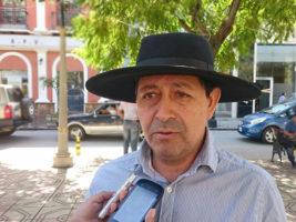 Eduardo Fernandez vicepresidente del comite civico de entre rios