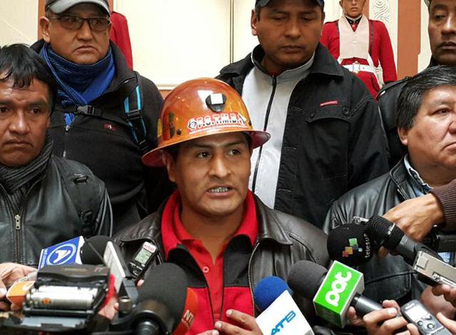 Mineros advierten que Mitma