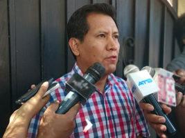 El diputado del MAS por Tarija Lino Cardenas