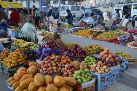 Bolivia cerró 2017 con una inflación de 2,71%, por debajo de las proyecciones