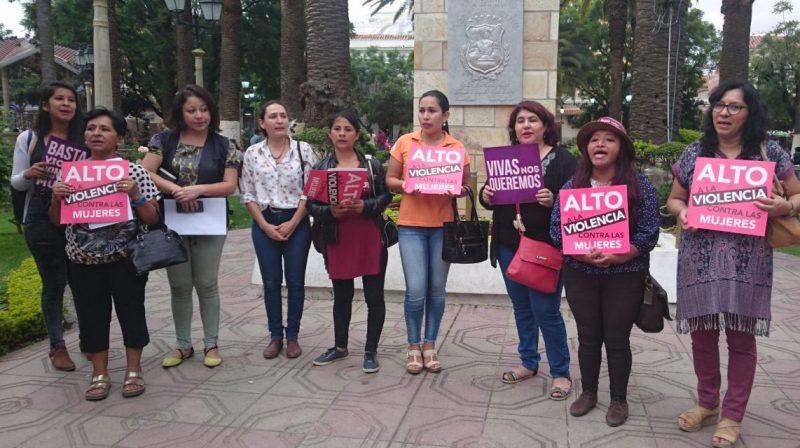 Ni Una Menos se pronuncia por el feminicidio de la mujer encontrada ensangrentada en Yacuiba