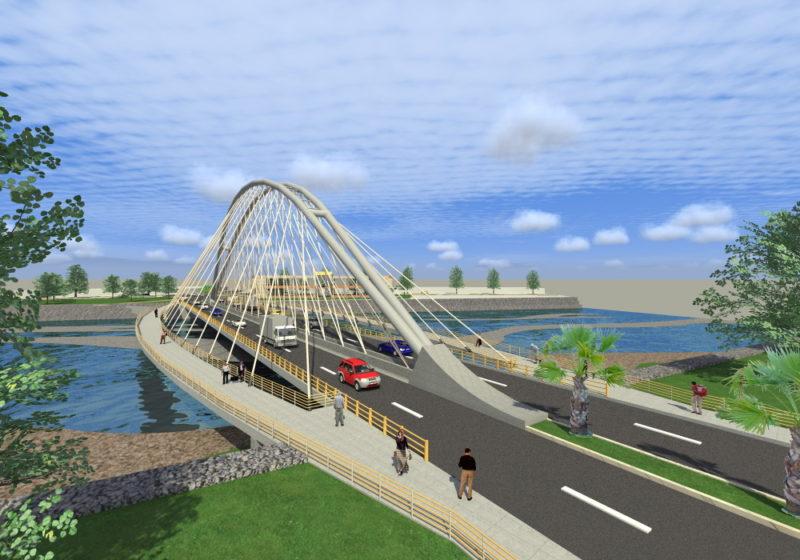 El Concejo Municipal de Cercado da vía libre a Rodrigo Paz para construir el puente 4 de julio