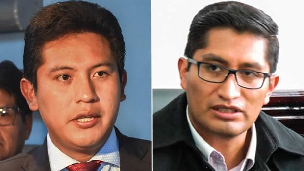 Viceministro Quiroga lamenta que fiscal Blanco confunda temas personales con institucionales que atingen a la justicia