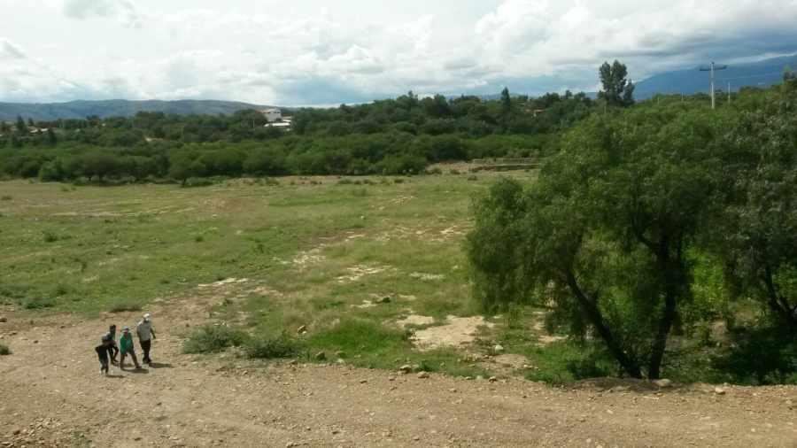 Hallan restos óseos de un cadáver de hace 30 años en comunidad de Rancho Norte