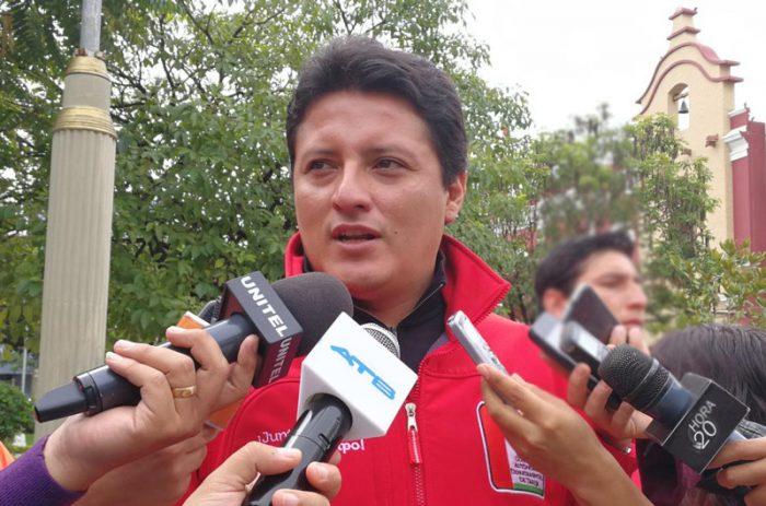 Peralta sobre el revocatorio: La gente no quiere otro interinato como el de Lino Condori
