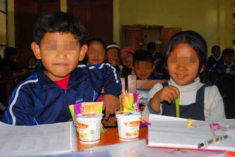Intendencia Municipal de Tarija controla calidad de alimentos de desayuno escolar