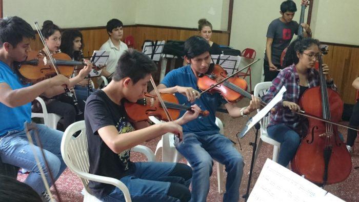 La Filarmónica de Tarija, cuna de músicos y promesas para la cultura boliviana
