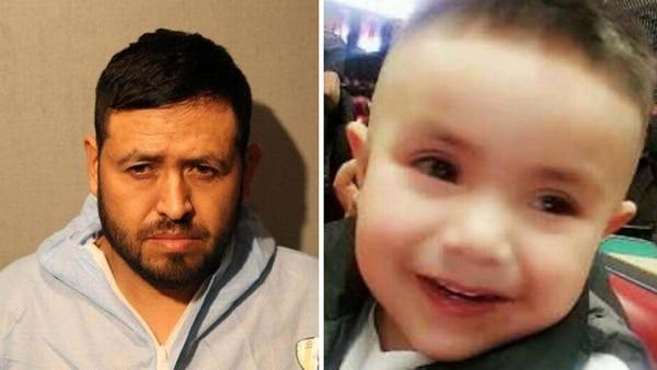 Macabro asesinato en Chicago: un padre mató a su hijo de 2 años porque no lo dejaba dormir