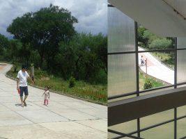Parque urbano de la ciudad de Tarija