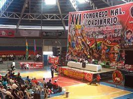 Central Obrera Boliviana (COB)