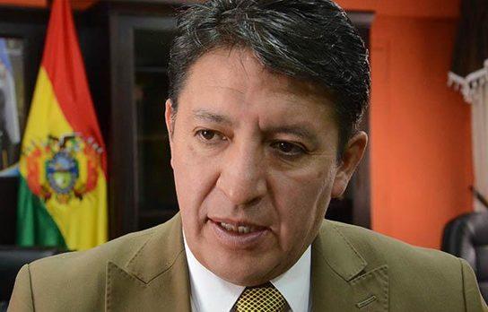 Juez confiesa presión del MAS y suspende a alcalde Eduardo Mérida