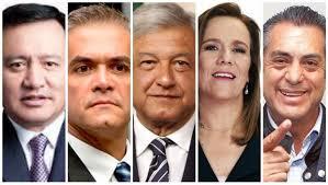 Partidos políticos mexicanos formalizan a sus candidatos para las presidenciales de julio