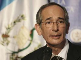 El expresidente Colom fue arrestado por supuesto caso de corrupción
