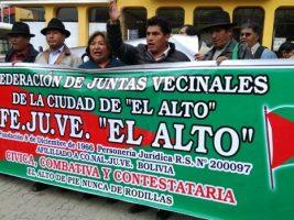 Federación de Juntas Vecinales de El Alto
