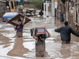 China donó dinero para las familias damnificadas por inundaciones en Bolivia