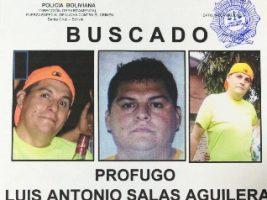 Buscado por el asesinato de Luis Fernando Sempértegui, en la disco Luna Park de Santa Cruz