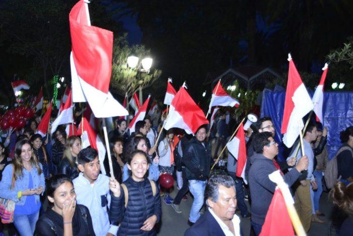 Cívicos bloquearán las calles y carreteras el 21 de febrero en respeto al resultado del referendo 2016