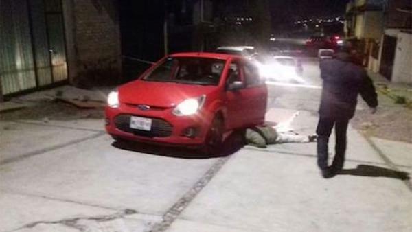 Asesinaron en el municipio mexicano de Atlacomulco a un primo del presidente Enrique Peña Nieto