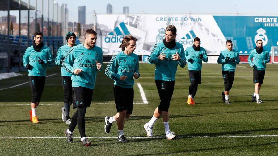 El Real Madrid comienza a preparar la cita ante el PSG con Ceballos de vuelta