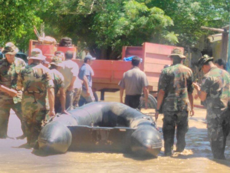 Defensa Civil reporta 12 fallecidos, 17.725 familias afectadas y 1.140 damnificadas por lluvias y riadas