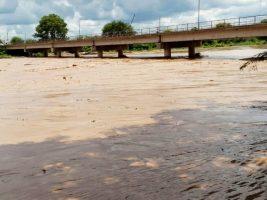 Crecida del río Pilcomayo preocupa a Defensa Civil