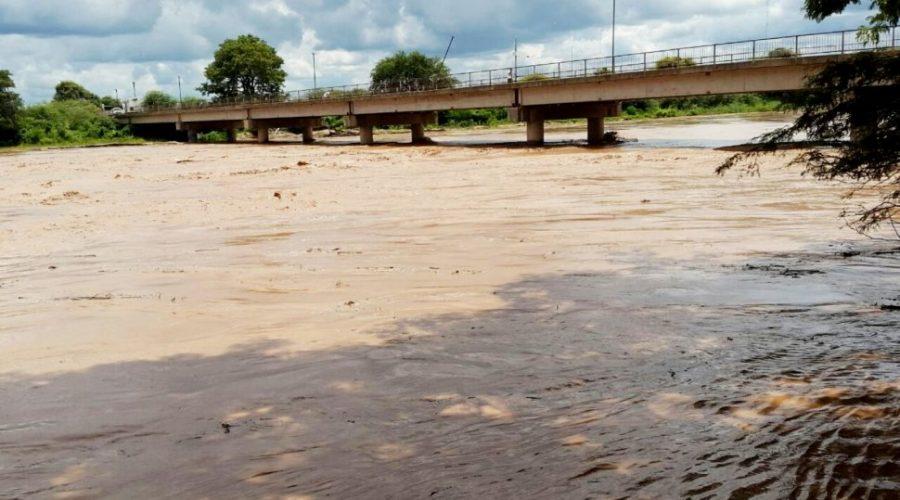 Tarija: Crecida del río Pilcomayo preocupa a Defensa Civil