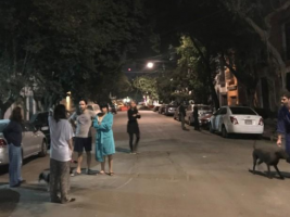 Un sismo despierta en horas de la madrugada a los mexicanos