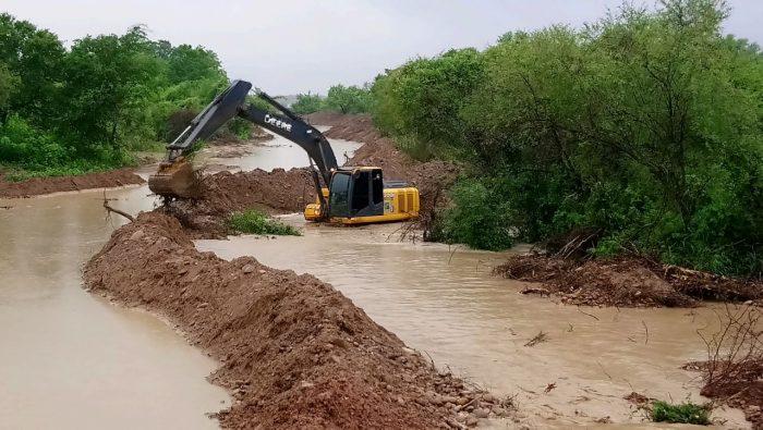 Ministerio de Defensa: Lluvias e inundaciones afectaron a la fecha a 6.322 familias en el país