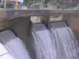 Represa de San Jacinto en Tarija
