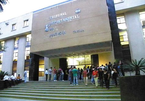 La construcción de la casa judicial en Tarija está con retraso por la falta de terrenos