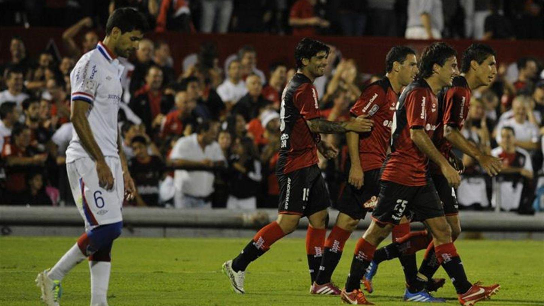 Unión empató con Newell's y queda lejos del líder Boca Juniors