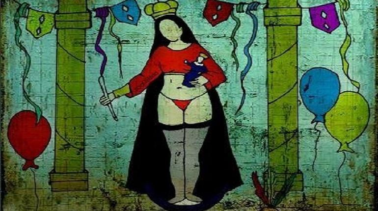 Artista que pintó a la Virgen a gobernador Vásquez: Ocúpese de la seguridad, no de un dibujo