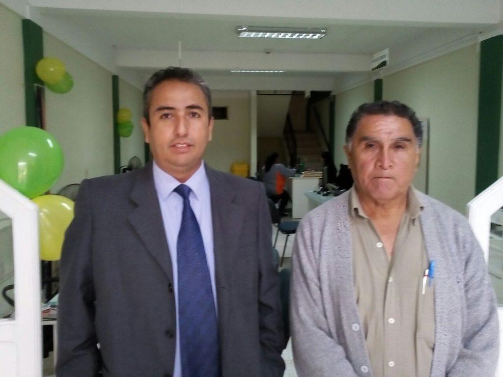 El gerente de la cooperativa Madre y Maestra tarija