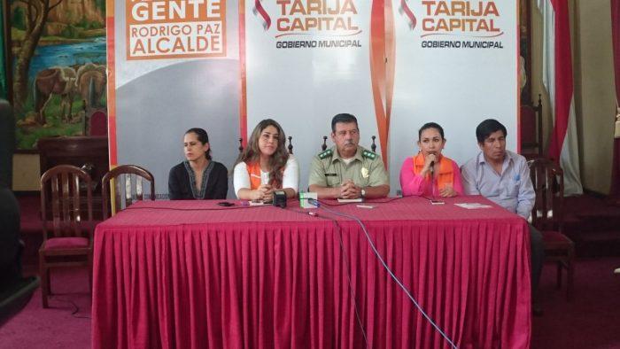 Prohibirán el ingreso de menores de edad a la plaza principal de Tarija para Comadres