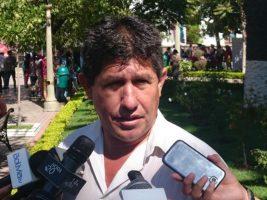El dirigente del autotransporte 15 de abril en tarija Damian Castillo