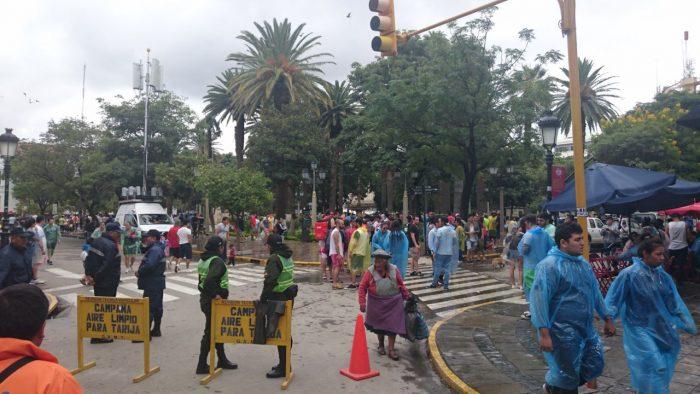 Policía de Tarija planea intervenir en el Carnaval Chapaco 2019 para disminuir los niveles de alcoholismo