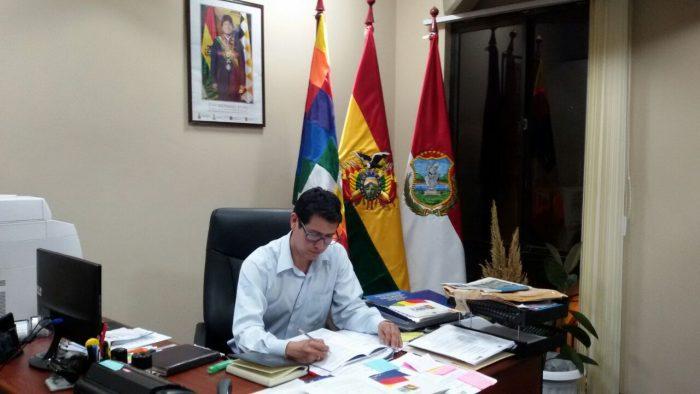 El próximo domingo se realizará en Tarija el examen de competencia para la carrera notarial