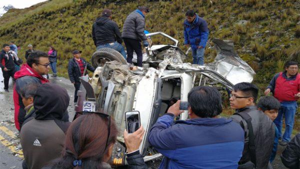Policía reporta 21 fallecidos y 72 heridos desde el sábado en Bolivia