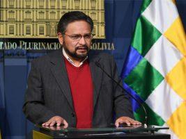 El ministro de Gobierno, Alfredo Rada, informó que miércoles 14 de febrero se inicia una agenda por la reivindicación marítima