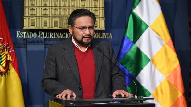 Ministro dice que candidatura de Morales 2019