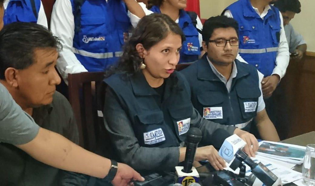 Salud ha realizado casi 800 atenciones médicas a los afectados de las riadas en Tarija