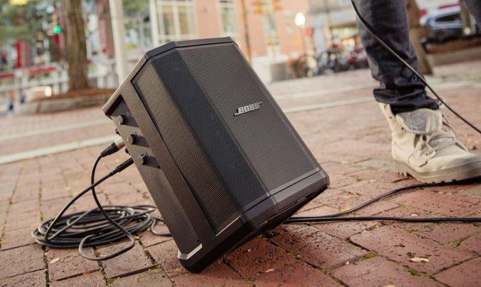 Llega a Tarija el Bose S1 pro, un altavoz portable con seis horas de durabilidad