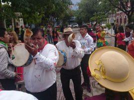 musica y folclore caranaval chapaco jueves de compadres en Tarija
