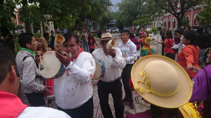 Lanzan taller gratuito de erque y caja previo al carnaval chapaco