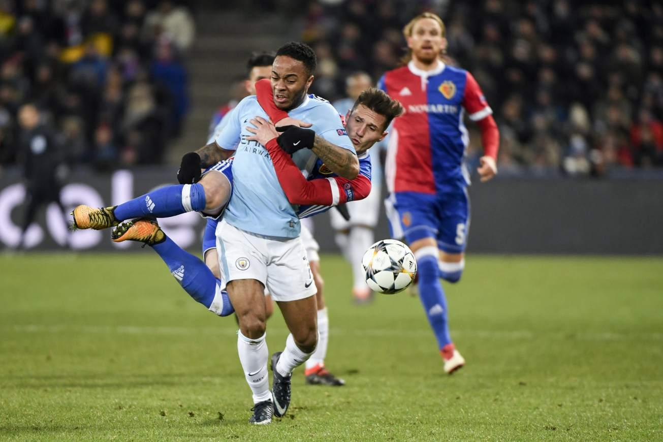 0-4. El City se pasea en Basilea y ya piensa en los cuartos de final de la Champions